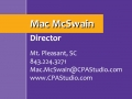 CPA Studio Business Card
