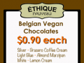 Ethique Display Sign