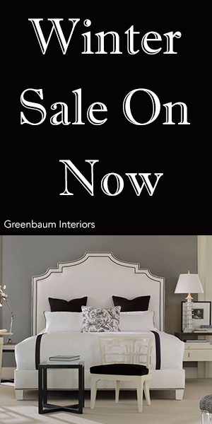 Winter Sale on now - Greenbaum Interiors