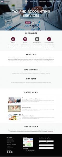 Rothman Associates Website