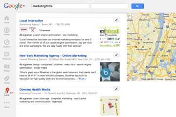 Google-Pages_MrktngFirms Local Search – Google Places is so 12 Seconds Ago