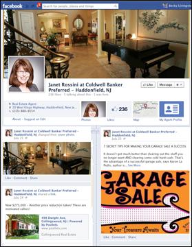 Janet-Rosini-Facebook 5 Social Media Marketing Tips for Real Estate Agents
