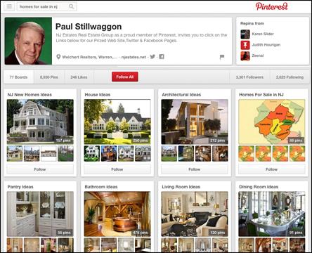Stillwagon_Pinterest-Acct 5 Social Media Marketing Tips for Real Estate Agents