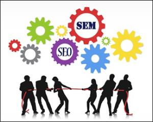 SEO-vs-SEM-tug-of-war-300x238 SEO Versus SEM – What's Better for My Brand?