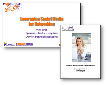Slide-and-workbook-cover Leveraging Social Media for Networking Landing Page