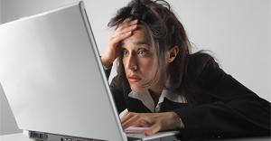 comuter-frazzled-300x156 5 Ways to Overcome the Blogging Slump