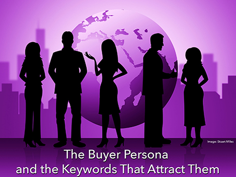 The buyer persona and the keywords that attract them