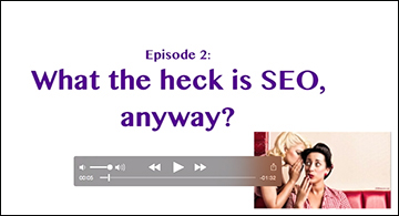 What the heck is SEO anyway SEO Video