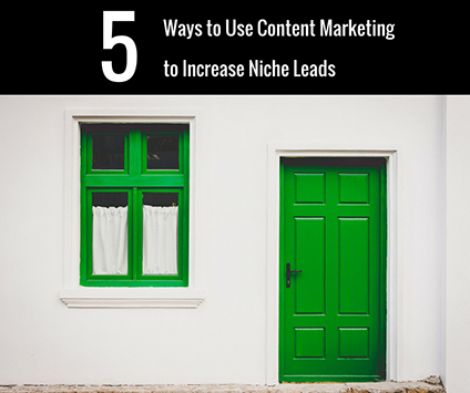 5 content marketing tips for leads