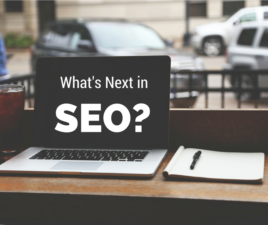 What's next in SEO?