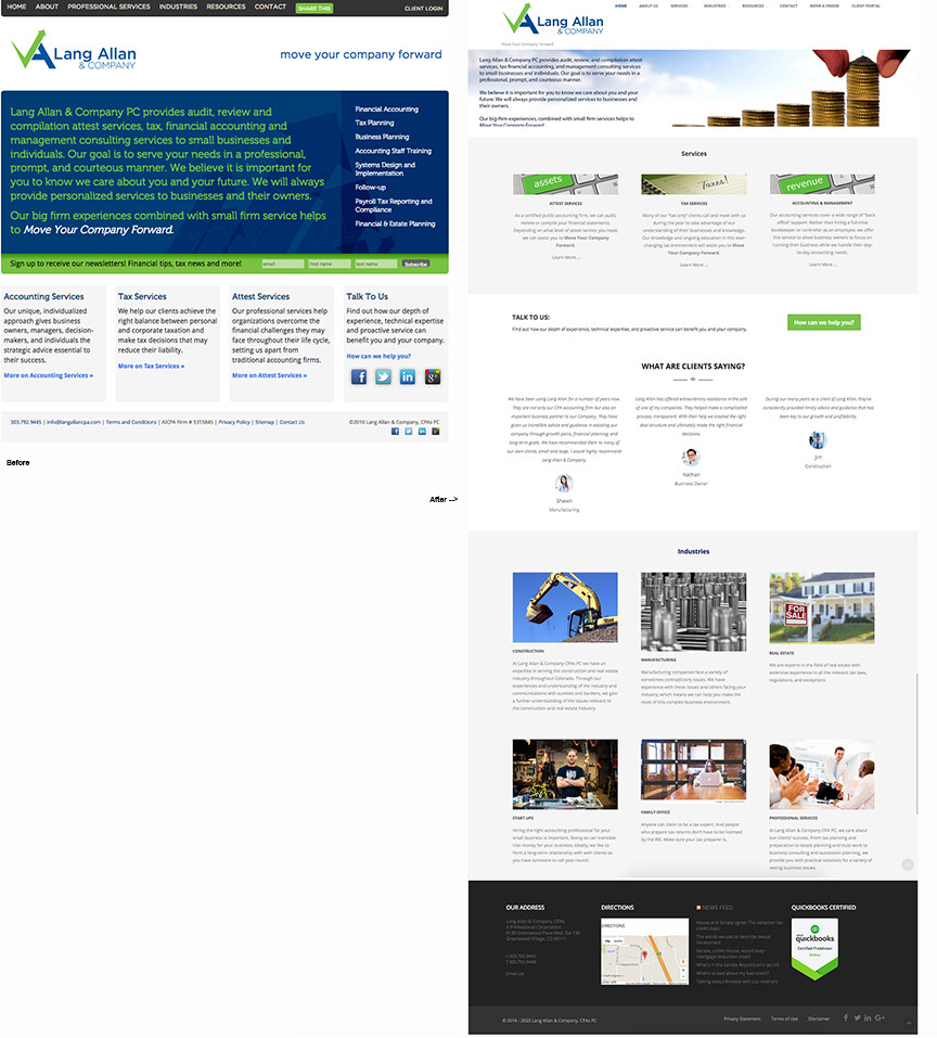 Lang-Allan-Before-and-After Design Portfolio