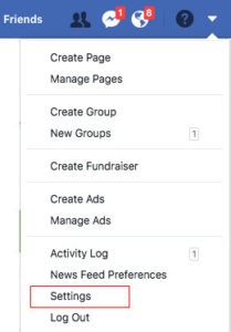 Settings-209x300 Spring Cleaning for Your Facebook Account Settings