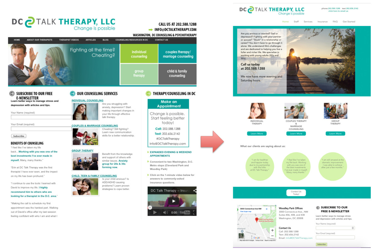 DC-Talk-Therapy-before-and-after Design Portfolio