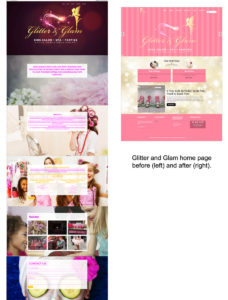 Glitter-Glam-before-and-after-228x300 Design Portfolio