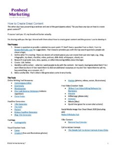 How-to-Create-Great-Content-Tip-Sheet-pdf-232x300 How to Create Great Content Tip Sheet