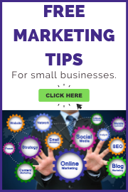Free monthly marketing tips