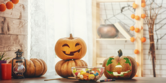 pumpkins - scary marketing tricks