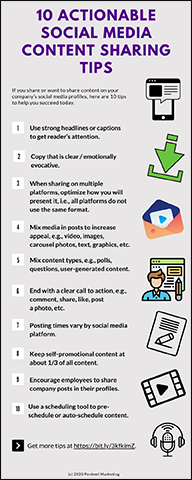 Social-Media-Content-Sharing-Tips-infographic-sm 10 Actionable Social Media Content Sharing Tips